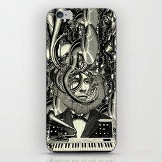 Lithography 6  /ANALOG ZINE iPhone & iPod Skin