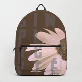Daisy SIMPLICITÉ Backpack