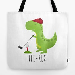Tee-Rex Tote Bag