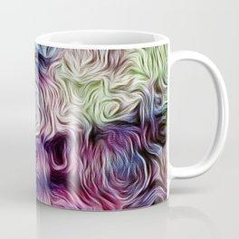 Fusion Of Pastel Coffee Mug