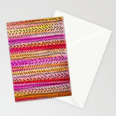 Funky Rhythm 2 (collab with Julia DiSano) Stationery Cards