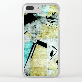 Remains II Clear iPhone Case