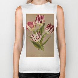 Arendsen, Arentine H. (1836-1915) - Haarlem's Flora 1872 - Single Early Tulips 5 Biker Tank