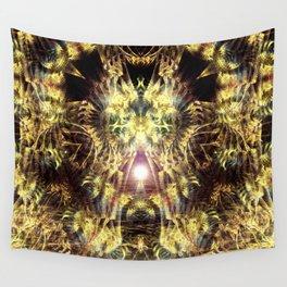 DMT Shaman Visions Wall Tapestry