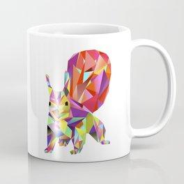 """Squirrel """"Elli Eichhorn"""" Coffee Mug"""
