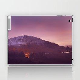 Cold Winters Night Laptop & iPad Skin
