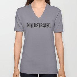 Killustrated Poster 1 Unisex V-Neck