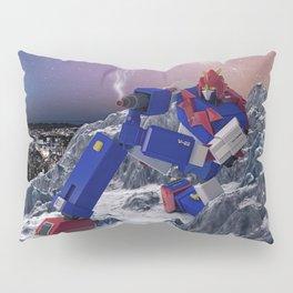 Voltes V Pillow Sham