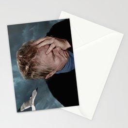despair man Stationery Cards