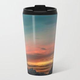 Rainbow Sky Travel Mug