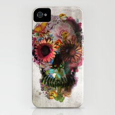 SKULL 2 iPhone (4, 4s) Slim Case