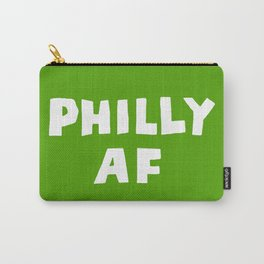 Philly AF (Green) Carry-All Pouch