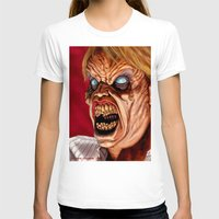 ed sheeran T-shirts featuring Evil Ed by Norm Gaudette