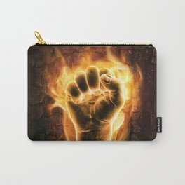 Fire fist Carry-All Pouch