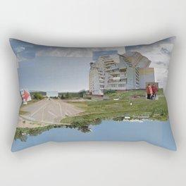 Mash Flipped russian, Russia Rectangular Pillow