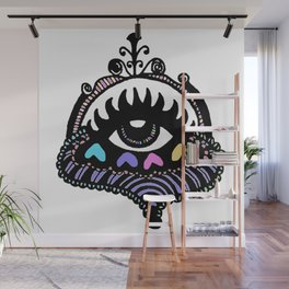 Rainbow Connection Wall Mural