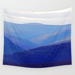 Rolling Hills of the Peninsula Wall Tapestry