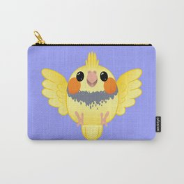 Cockatiel Birb Baby – v03 Carry-All Pouch