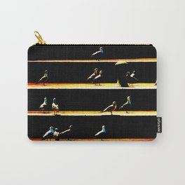 Sunshine, Steps and Seagulls Carry-All Pouch