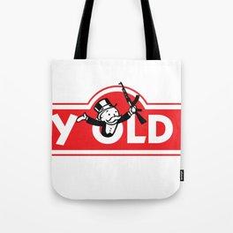 Day Old Za Tote Bag