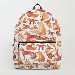 8cdc20cb6bf1 Woodland Watercolor Backpacks
