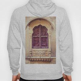 Haveli Window Jaisalmer Rajasthan Hoody