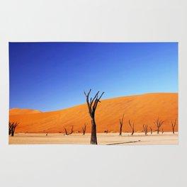 Dead Vlei Namibia Rug