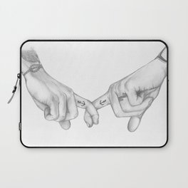 I'll make this feel like home (Harry Styles and Louis Tomlinson) Laptop Sleeve