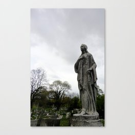 The Incoming Storm Canvas Print