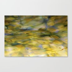 Abstract Green Canvas Print
