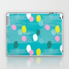Spotty Green Laptop & iPad Skin