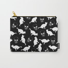 Skull Kats Carry-All Pouch