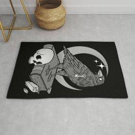 Occult Crow Rug