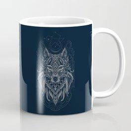 Wolf of North Coffee Mug