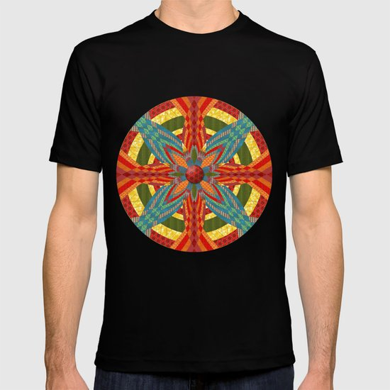 Thistle Pattern T-shirt