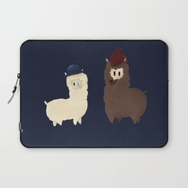 Sherlock Alpaga  Laptop Sleeve