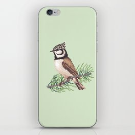 Bird 3 iPhone Skin