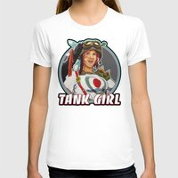 tank girl T-shirts featuring Tank Girl by the Artisan Rogue