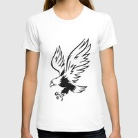 eagle T-shirts featuring Eagle  by ArtSchool
