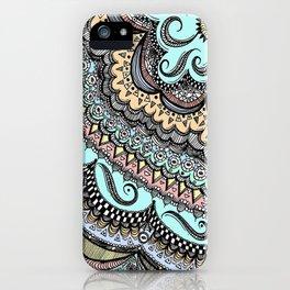 Blackbook No. 3 (Color) iPhone Case