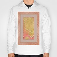 frame Hoodies featuring Frame by Fine2art