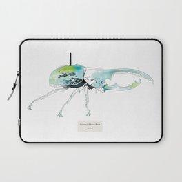 Dynastes Wirelessus Beetle Laptop Sleeve