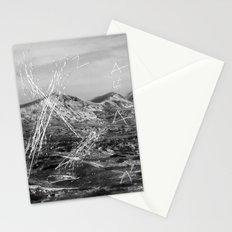 album of noises (#2) Stationery Cards
