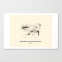 R34 Canvas Print