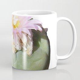 Peyote Cactus - Lophophora Shaman Coffee Mug