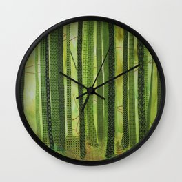 Discovery Walk Wall Clock