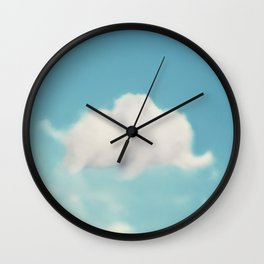 Elephant in the Sky Wall Clock