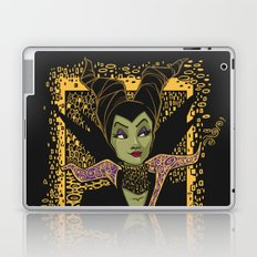 The Dark Faerie Laptop & iPad Skin
