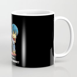 Vegeta with Bulma Coffee Mug