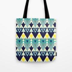 Geometric chic Tote Bag